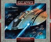 Battlestar Galactica Original Cylon Raider PreFinished Display