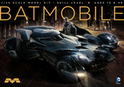Batmobile - Batman vs Superman Model kit