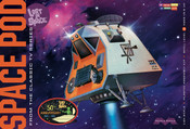 Lost in Space - Space Pod Model Kit 50Th Anniversary (901)