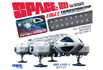 Space 1999 Eagle Transporter Small Metal Parts Pack (22 inch eagle)