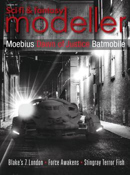 Sci Fi & Fantasy Modeller 41