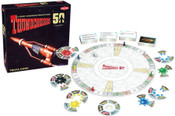 Thunderbirds Classic 50th Anniversary Trivia Board Game