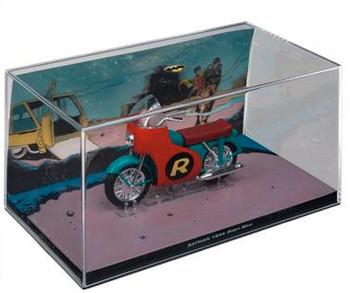 Batman Detective Comics #244 Robin Bike and Magazine