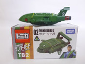 Thunderbirds are Go TB2 - Die Cast Metal