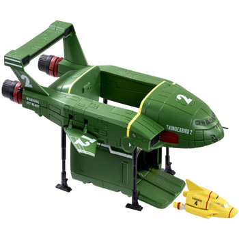 Thunderbirds are Go - Sound Vehicle TB2 & TB4 Japanese release