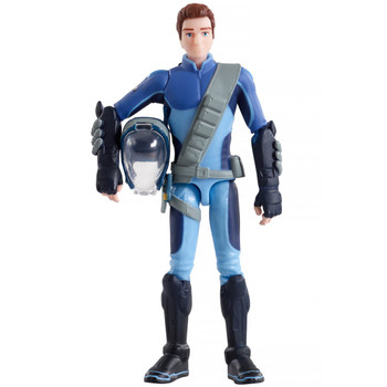 Thunderbirds Action Figure  Scott Tracy