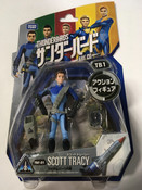 Thunderbirds are go vivid Action Figure  Scott Tracy
