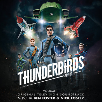 Thunderbirds Are Go Soundtrack CD