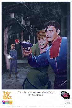 Lost in Space - The Secret of the Lost City
