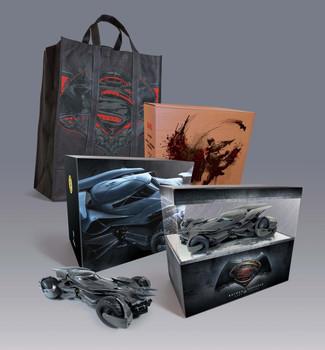 Batmobile - Batman vs Superman Display