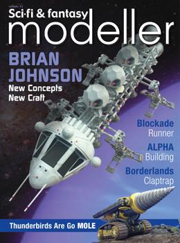 Sci Fi & Fantasy Modeller 43 Book