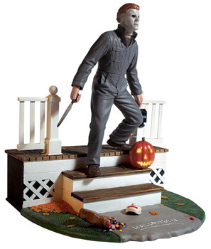 Halloween - Michael Myers 1/8 scale with Lighting Kit