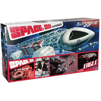 22 inch Eagle transporter model kit space 1999