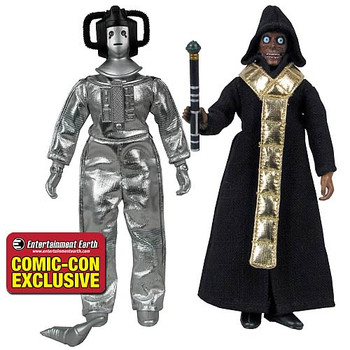 Doctor Who Cyberleader & The Master Exclusive Figures (12056)