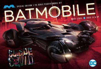Suicide Squad BvS Batmobile