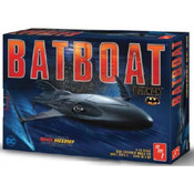 Batman Returns Batboat from AMT Models