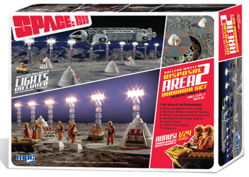 Space 1999 - Nuclear Waste Disposal Area 2 Diorama Set (MPC860/06)