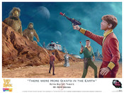 Lost In Space - There Where More Giants in the Earth - Print