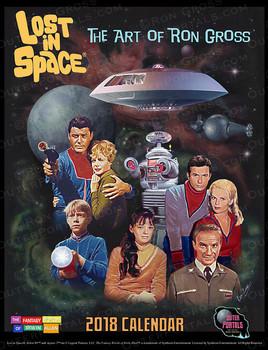 Lost In Space - 2018 Calendar