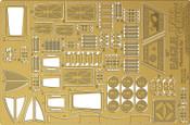 Space 1999 - 22 inch Eagle Photoetch Set 1/48 scale (PGX199)