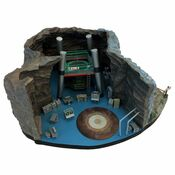 Batman 1966 TV Series Batcave Desktop Sculpture Statue