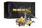 James Bond Gyrocopter - Little Nellie - You Only Live Twice