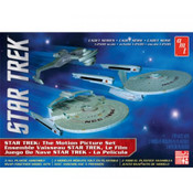 Star Trek: The Motion Pictures: Cadet Series 1:2500 Scale Model Kit Set (AMT762M)