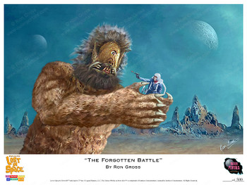 Lost in Space - The Forgotten Battle - Print