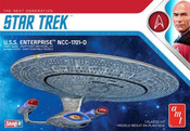 Star Trek U.S.S. Enterprise-D (Snap) 2T