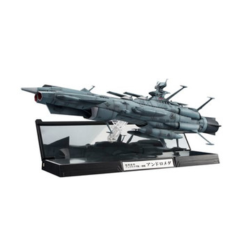 Space Battleship Yamato U.N.C.F. AAA-001 Andromeda 1:2000 Scale Model