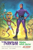 The Phantom and the VooDoo Witch Doctor - Atlantis