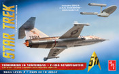 Star Trek F-104 Starfighter - AMT 1/48 Scale Model kit