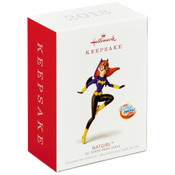 DC Super Hero Girls™ Batgirl™ Ornament  Hallmark