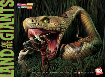 Land of the Giants Snake Diorama - Model Kit (DHG1816)