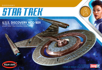 Star Trek USS Discovery NCC-1031 Model Kit (POL961)
