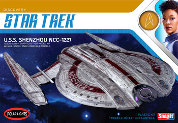 Star Trek - U.S.S. Shenzhou NCC-1227 - Polar Lights 1:2500 (POL967)