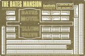Bates Mansion - HO Scale