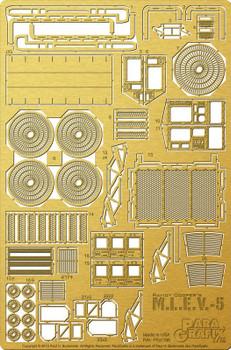 MLEV-5 Photoetch Set