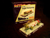SPACE 1999 - EAGLE TRANSPORTER IN 1975 RETROSPECTIVE COLOUR SCHEME