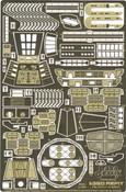 1:350 Refit Starhip Enhancements