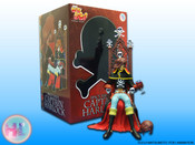 Captain Harlock Anime Figure Statue - 10 inches tall