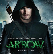 Arrow - Original Soundtrack CD - Season 1