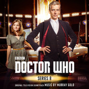 Doctor Who – Series 8 - Original Soundtrack Triple CD Set