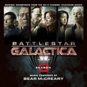 BATTLESTAR GALACTICA : SEASON 3 - Soundtrack CD (LLLCD 1062)