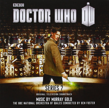 Doctor Who – Series 7 - Original Soundtrack Double CD Set (SILCD1425)