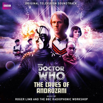 Doctor Who – The Caves Of Androzani - Original Soundtrack CD (SILCD1370)