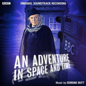Doctor Who - An Adventure In Space And Time - CD (SILCD1442)