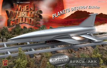 When Worlds Collide - Space Ark Model Kit