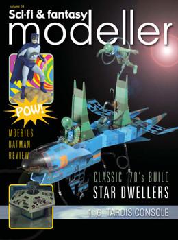 Sci-fi & fantasy modeller Volume 34