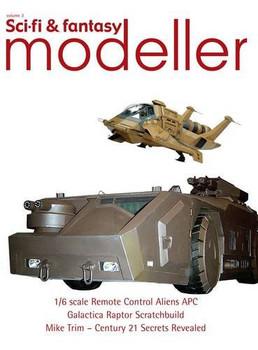 Sci-Fi & Fantasy Modeller 3